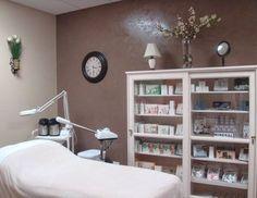 Beau Facial Treament Rooms | ... Area Facial Led Light Treatment Room Waxing  Area Retail