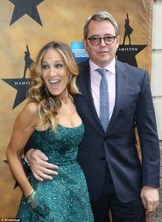 Photo of Sarah Jessica Parker and Matthew Broderick Have a Picture-Perfect Date Night on Broadway Nights On Broadway, Strapless Dress Formal, Formal Dresses, Movie Couples, Perfect Date, Sarah Jessica Parker, Video New, Celebs, Celebrities