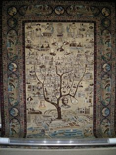 Carpet for a World Fair (?) Carpet Museum, Tehran by simon_white, via Flickr