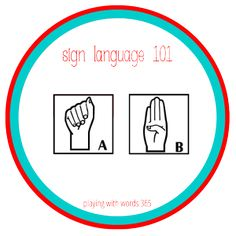 FileAsl Sign Language Coloring At Pages For Kids Boys Dotcomsvg