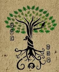 Yggdrasil - BPAL  The World Ash. Nine woods, nine leaves, and three herbs each for Ratatosk and Vidofnir, with three final herbs to placate Nidhogg.  (really smells like trees)