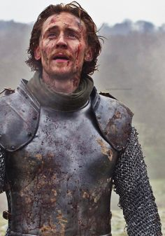 Hiddleston in the Hollow Crown...this series is pure greatness!! Love it more and more every time I watch!