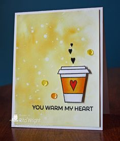 Rita's Creations: Summer Coffee Lovers Blog Hop