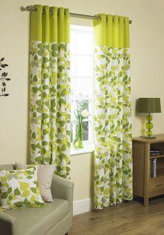 Home Textiles Curtain Designs, Curtain Ideas, Diy Curtains, Window Art, Home Tex. Home Curtains, Green Curtains, Colorful Curtains, Blue Drapes, Living Room Green, Living Room Decor, Bedroom Decor, Curtain Ideas For Living Room, Rideaux Design