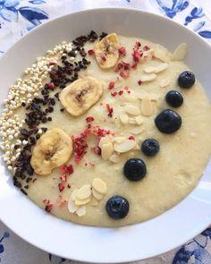 Vaníliás- Vegán köleskása Chef Gordon Ramsay, Master Chef, Minden, Oatmeal, Vegan, Breakfast, Food, The Oatmeal, Morning Coffee