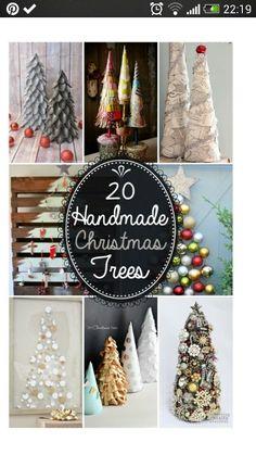 http://lilluna.com/20-handmade-christmas-trees/#wrap