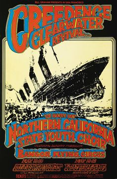 Classic Concert Posters : Photo