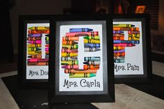 Cute teacher gifts. I an going t do this for the teachers
