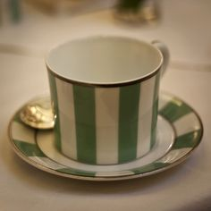 Afternoon Tea at Claridges - I absolutely love their china!!!
