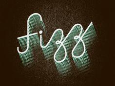 Jj_fizz in Typography & Lettering