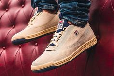 FILA Rebuilds the Original Tennis with Knit Textile in Four Colorways - EU Kicks: Sneaker Magazine