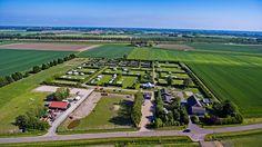 Nederland - Zuid-Holland -   Rockanje - Midicamping Van der Burgh: speeltuin - dieren - broodjesservice
