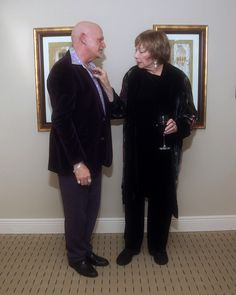 Shirley MacLaine, February 10, 2011, at the Van Wezel Performing Arts Hall, Sarasota, Florida