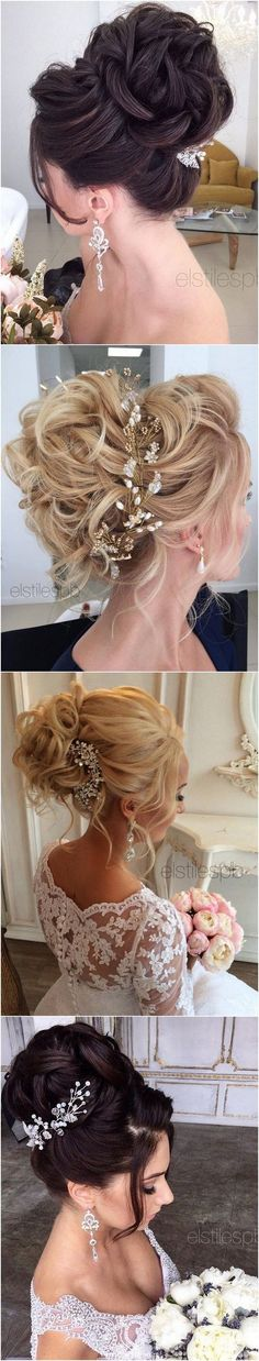 Wedding Hairstyles :   Illustration   Description   Elstile Long Wedding Hairstyle Inspiration / www.deerpearlflow…    -Read More –   - #WeddingHairstyle https://adlmag.net/2018/01/16/wedding-hairstyles-elstile-long-wedding-hairstyle-inspiration-www-deerpearlflow-79/