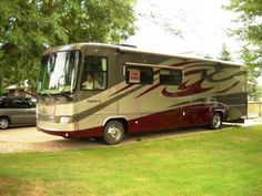 RvSell  » MOTORHOMES FOR SALE    2008 Holiday Rambler Neptune in Michigan