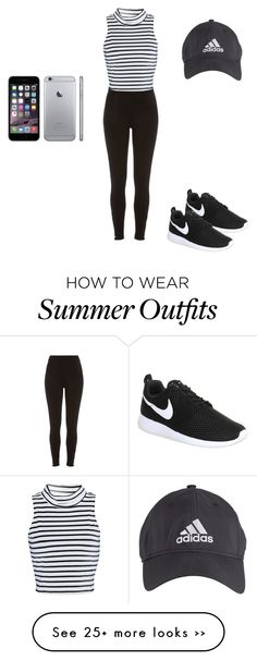 """cute outfit to wear during the summer"" by tatianafunes on Polyvore"