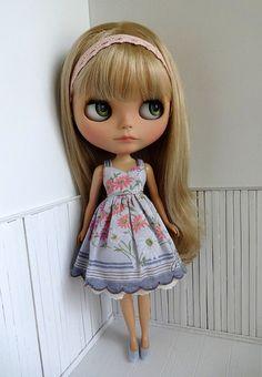 Grey Spring Dress