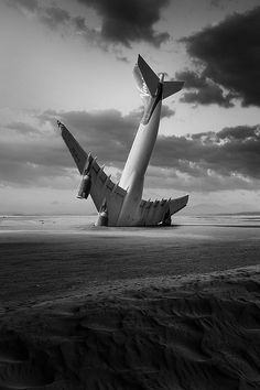 Landing By George Christakis.