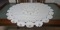 Linen Tablecloth, Tablecloths, Decorative Plates, Vintage, Home Decor, Table Toppers, Decoration Home, Room Decor, Burlap Tablecloth