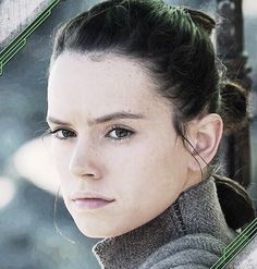 Star Wars VIII - Daisy Ridley as Rey