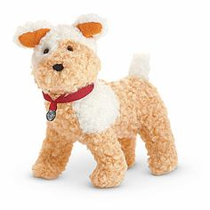 Emily's Dog Yank... ON WISHLIST for Katie.