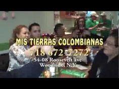 MIS TIERRAS COLOMBIANAS restaurante