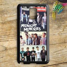 1D Midnight Memories Collage Samsung Galaxy Note 5 Case | armeyla.com