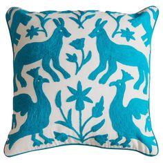 Eden 20-inch Throw Pillow