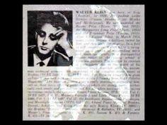 Tchaikovsky /  Walter Klien, 1959: Chant Sans Paroles in F major, Op. 2,...