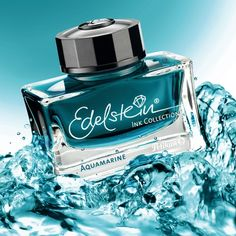 Coming Soon - Pelikan Edelstein 2016 Ink of the Year - Aquamarine! Goulet Pen Company