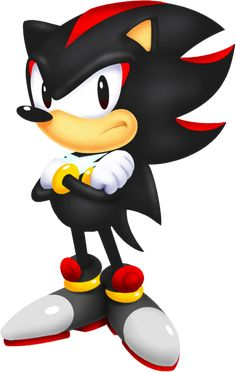 shadow the hedgehog | Classic Shadow the Hedgehog by ~anotherblazehedgehog on…