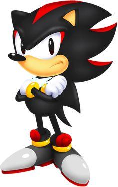 shadow the hedgehog | Classic Shadow the Hedgehog by ~anotherblazehedgehog on deviantART