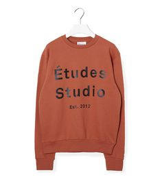 études studio Brick sweatshirt, $131
