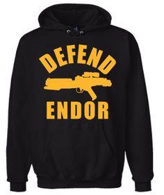 Star+Wars+Defend+Endor+Hoodie+by+Geekcetera+on+Etsy,+$39.99