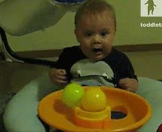 """steelheartellie: """" tumblelog-user: """" because babies don't have object permanence, that baby believes those balls are being destroyed from existence and created before his very eyes. if you thought..."""