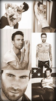 Adam Levine  Dear Santa,  I have been reasonably good this year, and that's saying something.  I will continue to do my best, if you will please send me this one thing. Thank you, That is all.  Much love ,  Kylee