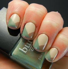 A Girl and Her Polish: butterLONDON Color Block