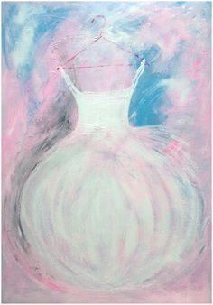 Tutus di Marilena Lacchinelli Paintings