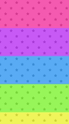 Free Wallpaper Backgrounds, Blog Backgrounds, Rainbow Wallpaper, Star Wallpaper, Cute Patterns Wallpaper, Love Wallpaper, Cellphone Wallpaper, Pretty Wallpapers, Colorful Wallpaper
