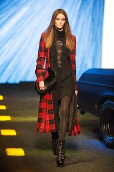 Philipp Plein Fall 2014 Ready-to-Wear Runway - Philipp Plein Ready-to-Wear Collection