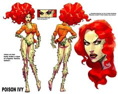 poison ivy arkham cosplay - Google Search