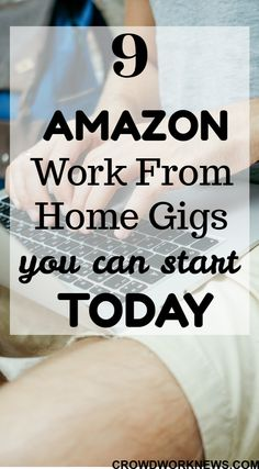Are you looking for a trusted work from home company to start your work from hom.Are you looking for a trusted work from home company to start your work from home journey? Find out how many ways you can earn money from home with Am. Working For Amazon, Amazon Work From Home, Work From Home Tips, Stay At Home Mom, Amazon Jobs At Home, Work From Home Canada, Ways To Earn Money, Earn Money From Home, Way To Make Money