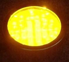 36 Yellow LED Outdoor Submersible Pond Landscape Light by Wiedamark. $30.00. The 36 LED Solid Color Submersible light features 36 individual yellow LED's. May be used in or out of water; for ponds, landscaping, home and garden decoration, statues, water fountains, underwater lighting or anywhere the imagination can come up with!