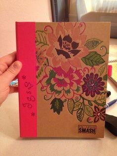 smash book pretty pink - Google Search