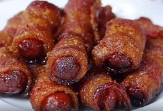 Finger Food Appetizers, Finger Foods, Hors D'oeuvres, Entrees, Sausage, Buffet, Brunch, Food And Drink, Bbq