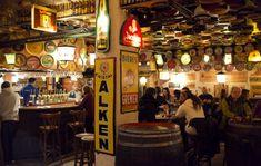 Las cervecerías más especiales y curiosas de la capital belga