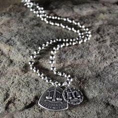 #OpenSky                  #Women                    #Libra #Ball #Chain #Zodiac #Double #Pendant #Necklace #James #Murray #Jewelry                          Libra Ball Chain Zodiac Double Pendant Necklace by James Murray Jewelry                                 http://www.seapai.com/product.aspx?PID=5812822