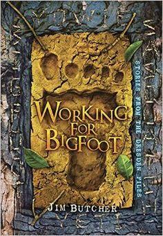 Working for Bigfoot: Jim Butcher, Vincent Chong: 9781596067301: Amazon.com: Books