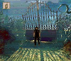 Alone in the Dark the New Nightmare Infogrames Survival Horror Game Boy Color Xtreme Retro 1 Alone In The Dark, New Nightmare, Retro 1, Game Boy, The Darkest, Video Games, Horror, Survival, News