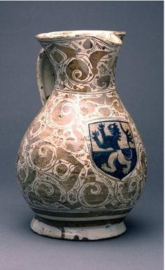 pitcher; 1478; Manises